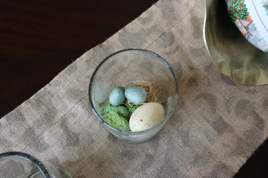 Easter Decor #theHisforblog
