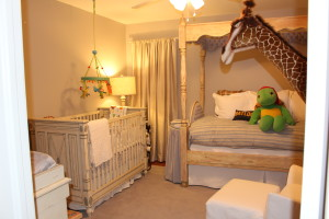 Gender Neutral Nursery // www.https://www.thehisfor.com // #thehisforblog