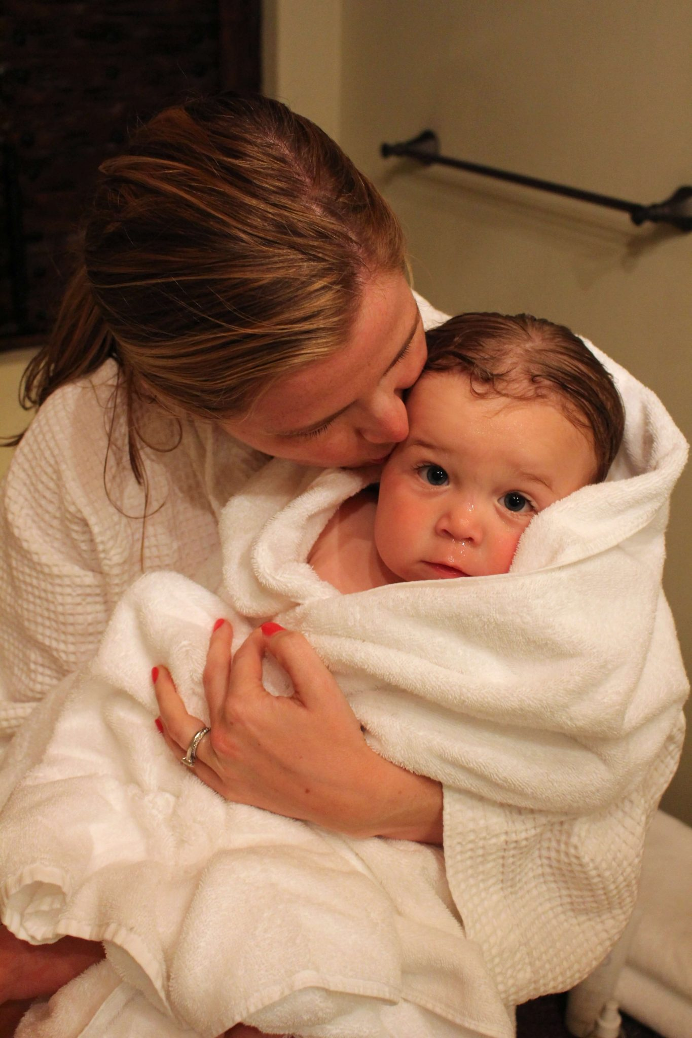 5 Ways to Make the Most of Baby's Bath Time // www.https://www.thehisfor.com